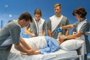 Oposiciones Auxiliar de Enfermería SCS- alpe formación