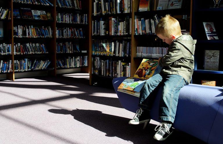 niño leyendo - alpe formación