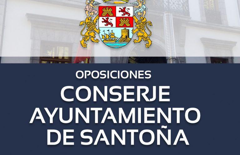 Oposición conserje de Santoña - alpe formación