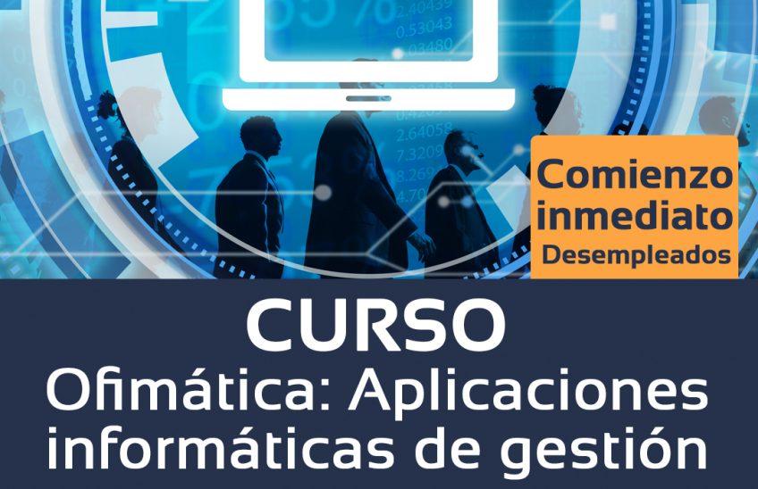 Curso aplicaciones informáticas de gestión- alpe formación