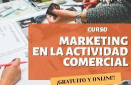 Marketing en la actividad comercial. Alpe Formación