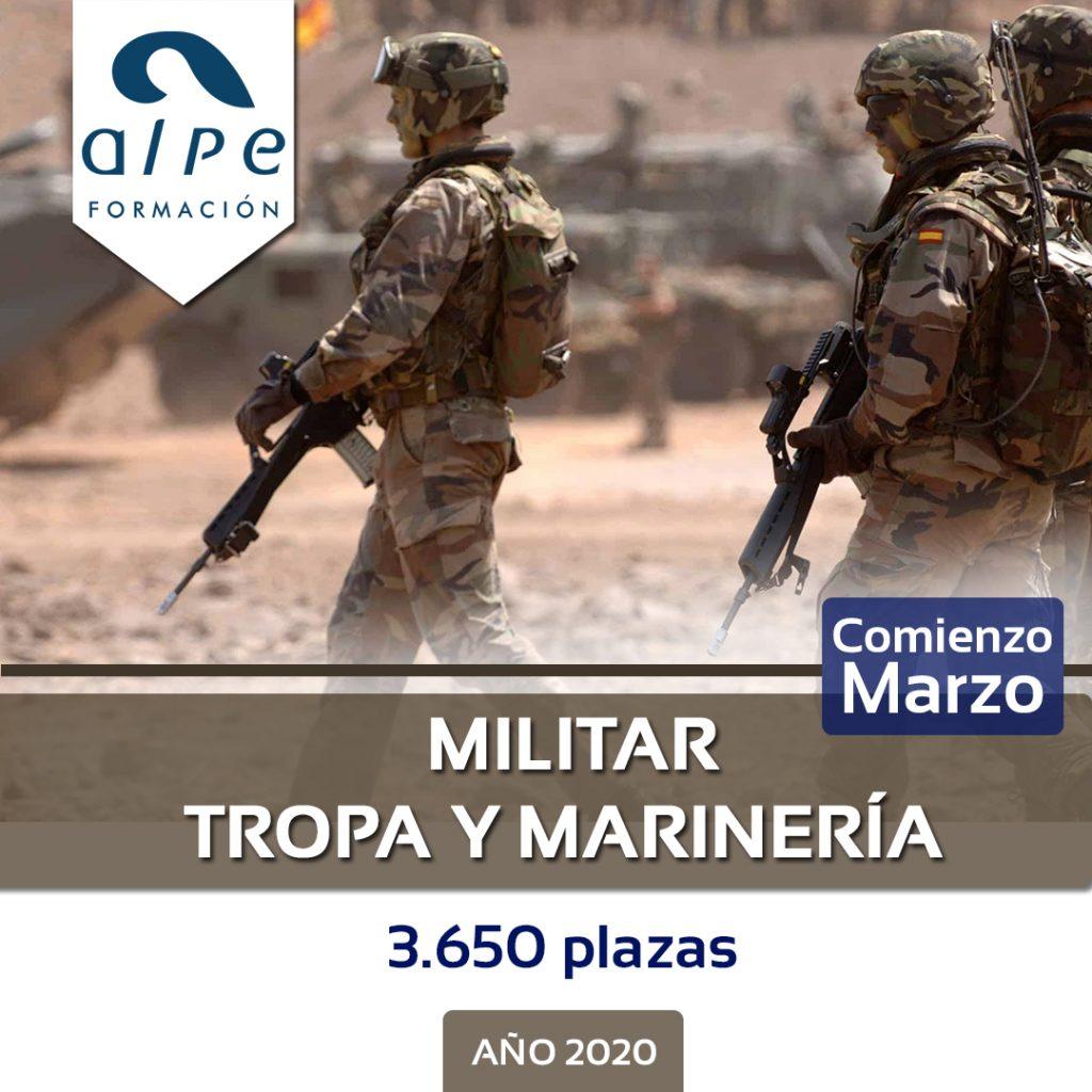 plazas militar tropa y marinería-www.alpeformacion.es