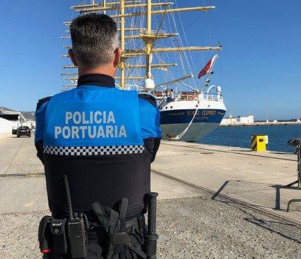 policía portuaria_alpe formacion