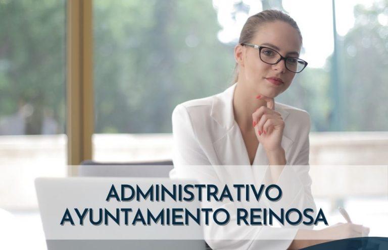 Administrativo Ayuntamiento de Reinosa