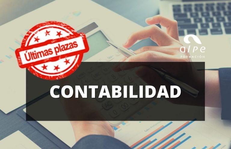 Contabilidad cursos gratuitos Cantabria Alpe Formación