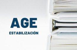AGE Estabilización. Academia oposiciones Santander