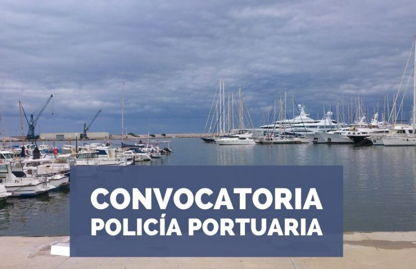 Oposición policía Portuaria Alpe Formación