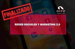 REDES SOCIALES Y MARKETING 2.0. Oposiciones y Cursos activos Cantabria