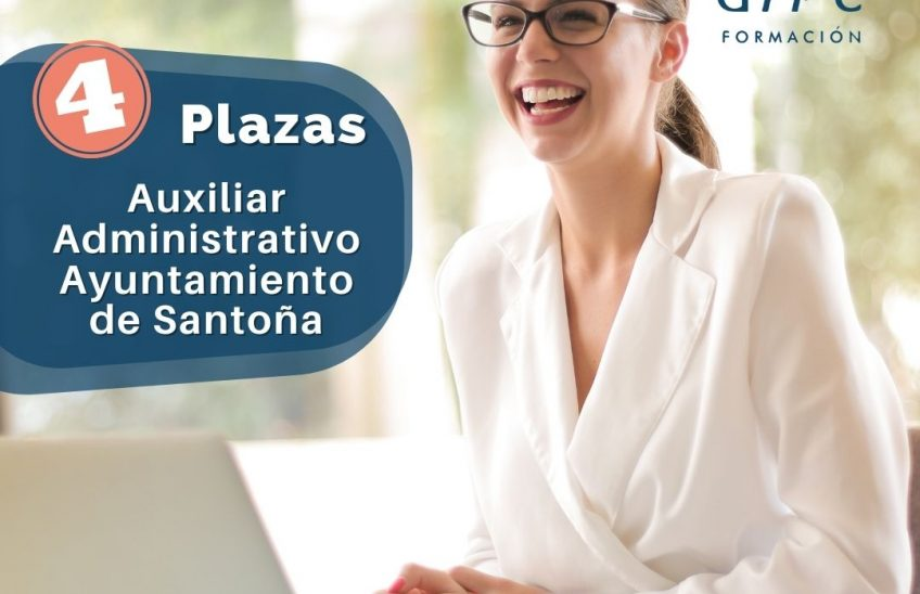 Auxiliar Administrativo Ayuntamiento de Santoña_ Alpe Formación
