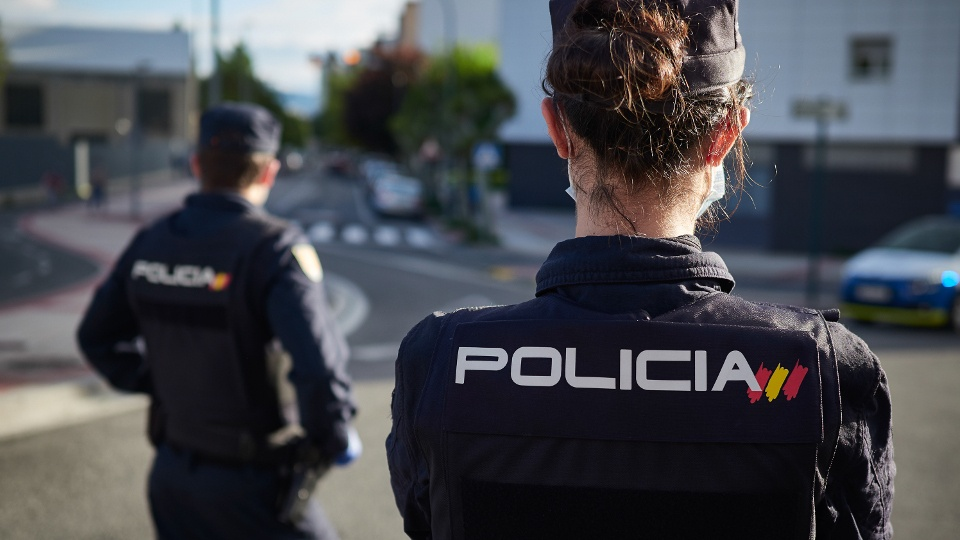 Relación aprobados Policía Nacional
