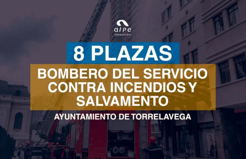 Oposiciones Bombero Ayuntamiento de Torrelavega. Alpe Formación