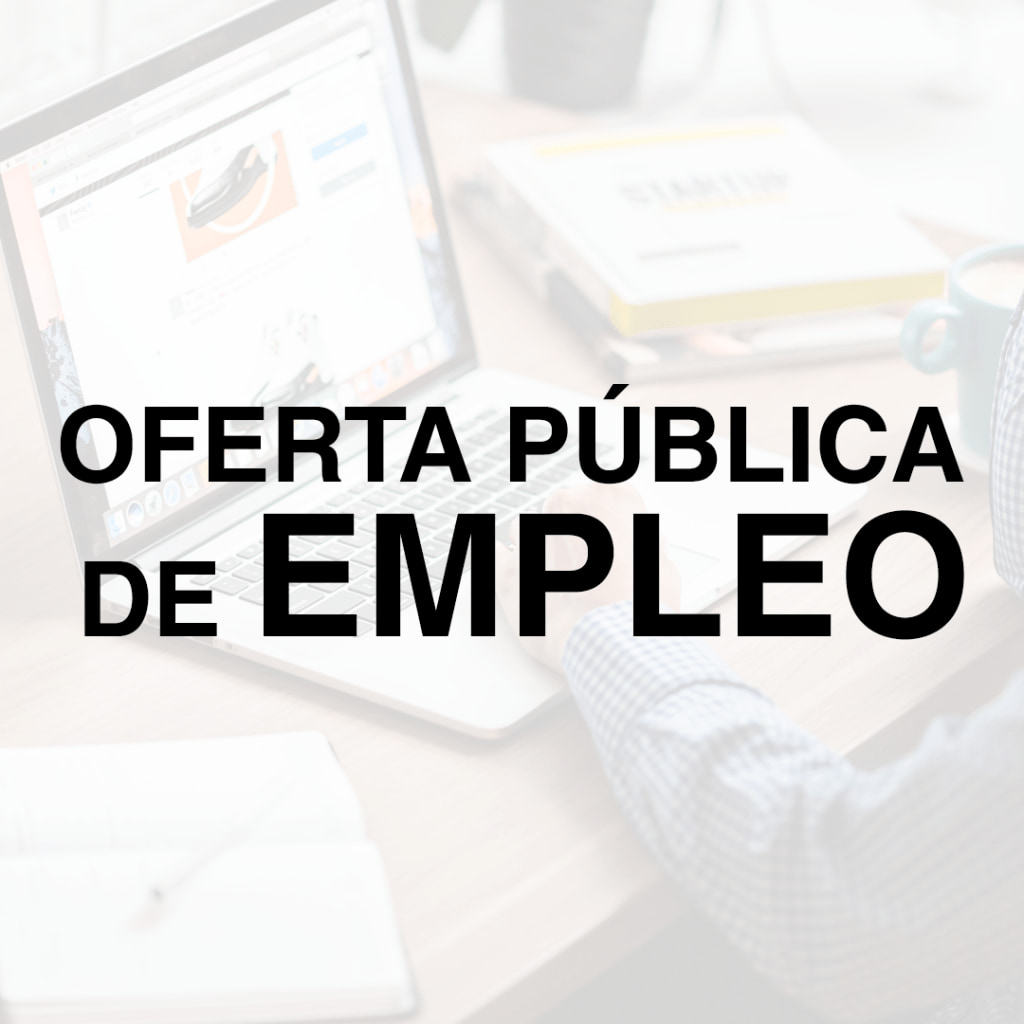 Oferta Pública de Empleo año 2021