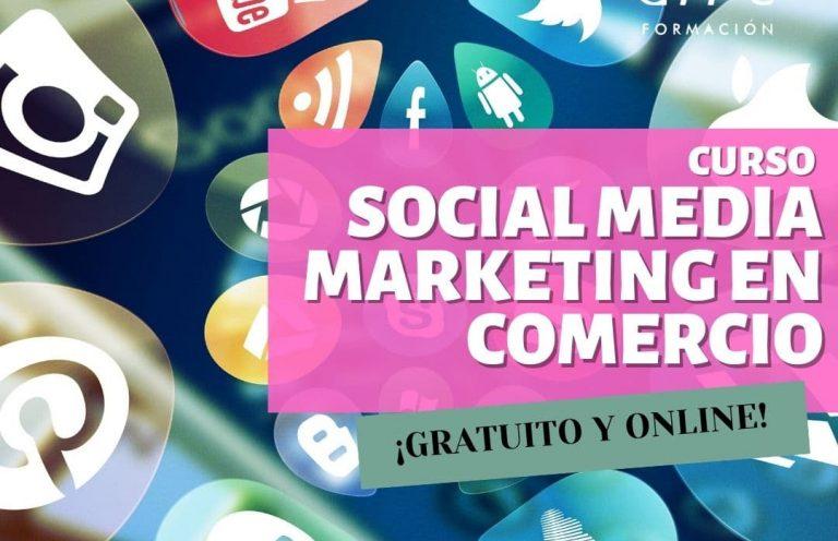 Social Media Marketing en comercio. Alpe Formación